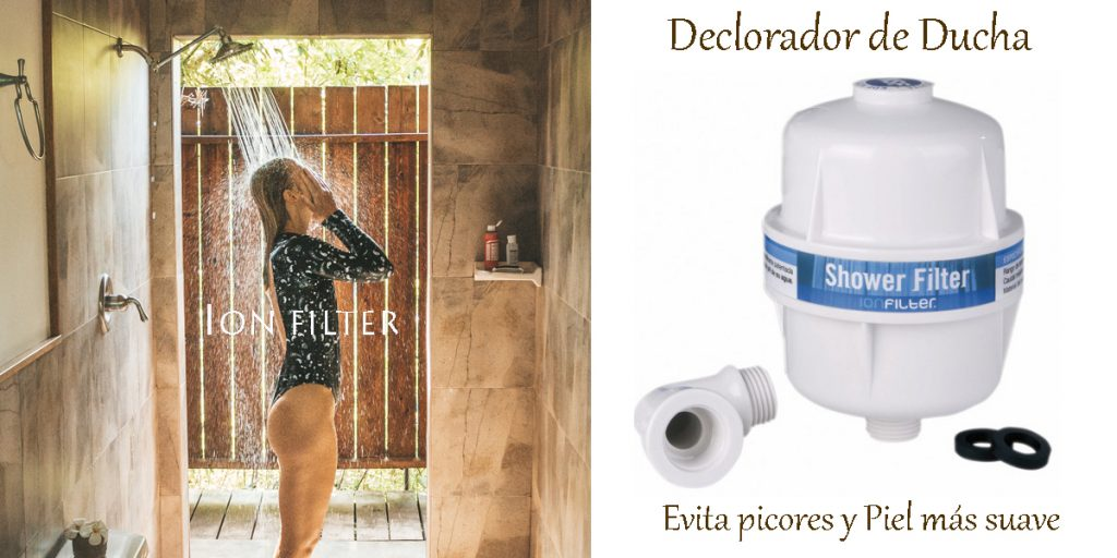 Declorador ducha SHOWER FILTER